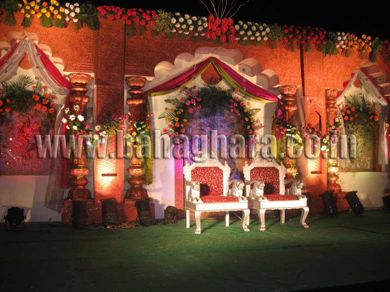 Wedding designs wedding stage designs photos images for Different types of wedding decorations