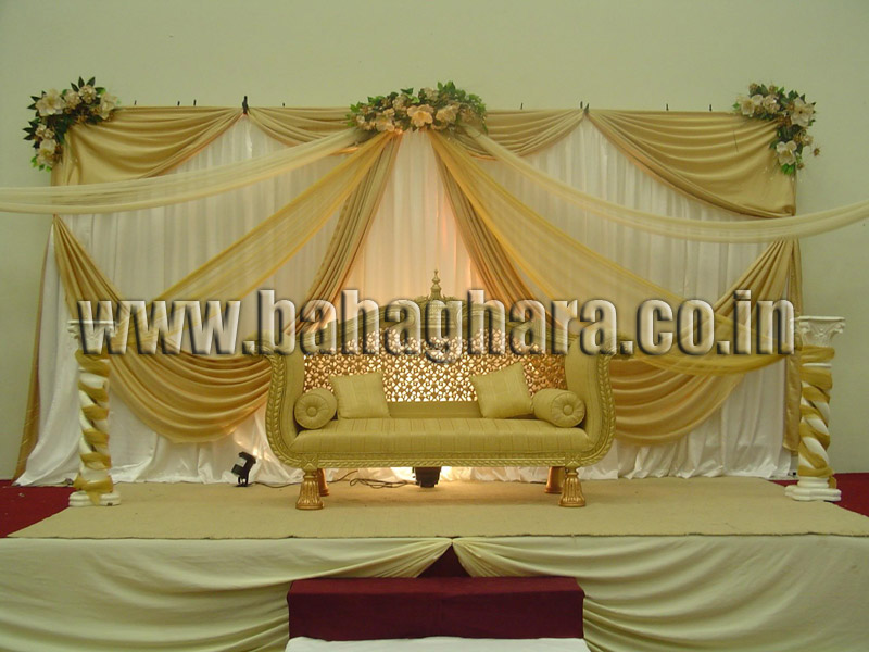 Mehndi Stage Background : Wedding designs stage photos images